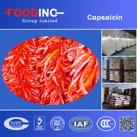100% Pure Natural Capsicum Annuum Extract/Capsicum Annuum Extract Powder/Synthetic Capsaicin