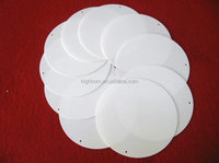 High Alumina Ceramic Pieces And Substrates With Smooth Surface
