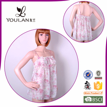 China Manufacturer Comfortable Mature Lady Flower Print Active Fitness Wear Women