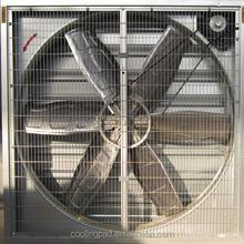HS-1380 high quality,best price swing drop hammer exhaust fan/air flow fan