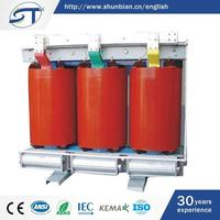 Promotional Electrical Equipment Two Winding 2000 Kva For Dry 3-Phase Rectifier Transformer