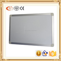 Wall mounted magnetic student standard whiteboard