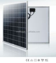 Low Price Poly Solar Panel From 40w to 55w with TUV IE RoHS certified