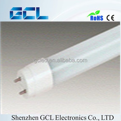 Good price hot sale t8 led glass tube for Supermarkets and department stores