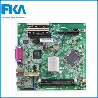 Original For Dell Optiplex 330 Intel G31 Desktop Motherboard Integrated KP561 N820C TW904