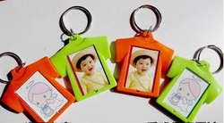 Cute clothes shaped acrylic key chain with metallic ring, promotional gift popular in America