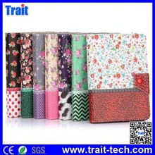 PU Leather Cover for Universal 7 Inch Tablet PC case with Adjustable Belt