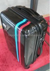 2015 new arrival ODM OEM Carbon Fiber suitcase travel luggage case bag