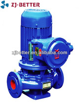 YG vertical 12v high pressure oil pump waste oil transfer pump ( explosion-proof motor)
