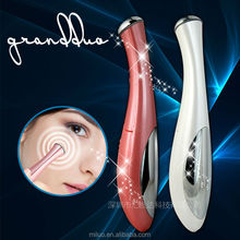 manual eye massager/ion import beauty massage pen