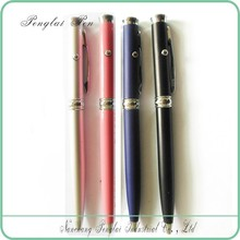logo metal red super multifunction pen red measuring laser portable laser engraver pen