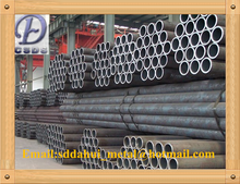 hot finish carbon steel seamless pipes