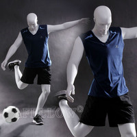 TQ1 sport football male mannequin for fashion store display