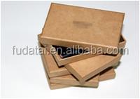FDT custom New Year promotional gift wallet kraft paper small gift box