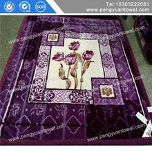 cozy twin queen size acrylic blanket