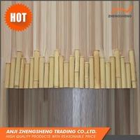 Easily Assembled Polishing varnish bamboo Cheap Wooden Fence Panels