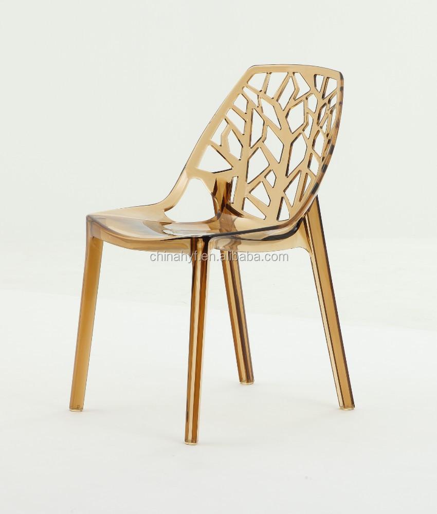design moderne chaise en plastique cristal acrylique chaise d 39 ext rieur chairpc 107a chaises de. Black Bedroom Furniture Sets. Home Design Ideas
