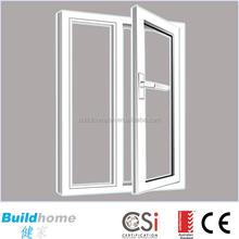 Australian standard aluminum window french casement windows, aluminium window and door, single glass/double glass