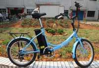 Baogl cheap electric bike back to back tandem bikes