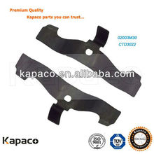 auto parts accessories brake clips for brake pads