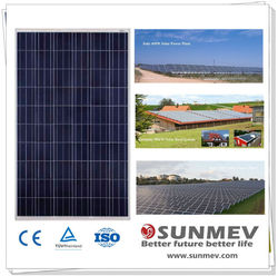 Top Quality Cheapest Price solar panel 100 watts with 25 years warranty and best service