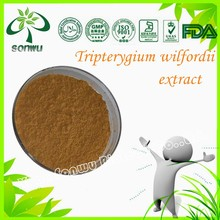 Tripterygium wilfordii extract/Common threewingnut root exteact/Tripterygium wilfordii powder