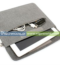 "10 inch Universal sleeve cover pouch tablet case for 9"" 10"" tablet"