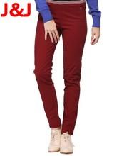 Plus Size Formal Pants Women Polainas Velvet Thicken Legging Trousers Autumn Winter Slim Skinny Jeans Boot Cut Harem Sweatpants