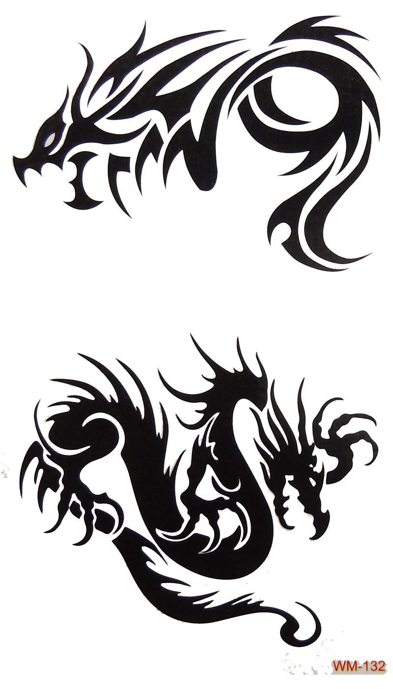 WM-132-dragon-temporary-tattoo-1