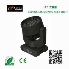 LED Bee Moving Head Light LED Moving wash Effect Light