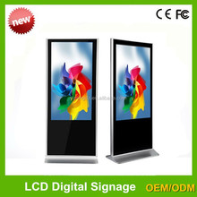 Factory Price Indoor Application LCD Advertising Digital Signage Video Display