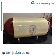 Iso11439 65L gnc fibra de vidrio cilindro de Gas fabricantes