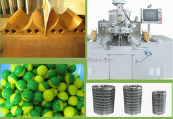 Soft Gel Gelatin Capsule Softgel Encapsulation Paintball Making Pharmaceutical Filling Packing Machine