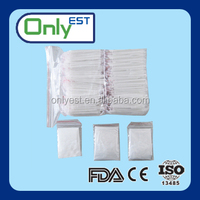 OEM available L size transparent long sleeve disposable PE glove