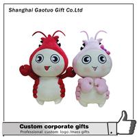 Best Quality oem shrimp custom plush toy