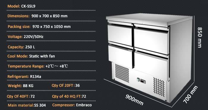 Mini Kühlschrank Edelstahl : Edelstahl kommerziellen mini mini kühlschrank frigidaire