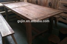Vintage French Farm House Dining Table