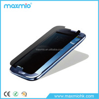 2.5D 9H Premium Privacy Tempered Glass Screen Protector for Samsung Galaxy S3