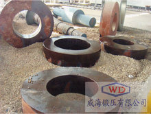 Top qulity heavy Duty seamless forged gear ring