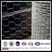 Anping woven hexagonal wire mesh manufacture(ISO9001)