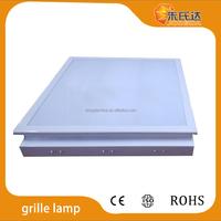 fluorescent light fixture plastic cover