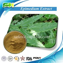 Natural Epimedium Extract Icariin,Epimedium Extract Powder