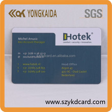Big Promotion Contactless 125KHz EM4200 Proximity Card with free sample