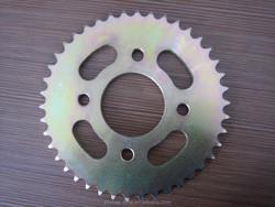 Motorcycle transmission sprocket kit /set (front &rear )used for motorcycle