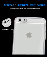 Camera protect wholesale cell phone case for iphone 6