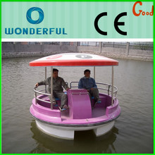 2015 hot selling pedal boat/ adult pedal boat/ adult peddle boat