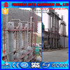 specialised Vacuum forced circulation automatic MVR evaporator for yeast waste water falling film evaporator crystal