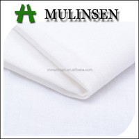 Mulinsen Textile High Quality 100% Cotton 60s Voile PFP PFD Fabric