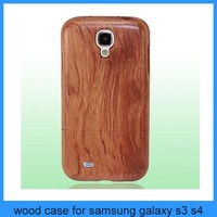 Wood back cover for samsung galaxy s4 active wood case
