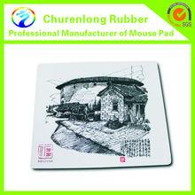 Customized chinese style mousepad